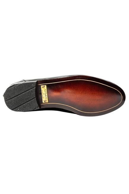 Handcrafted Chain Loafers