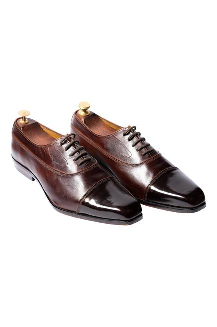 Handcrafted Oxfords