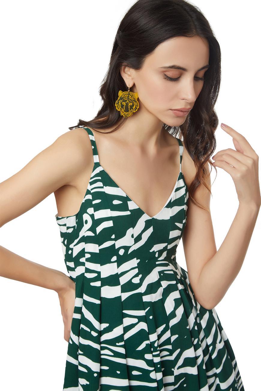 Gigi Animal Print Jumpsuit