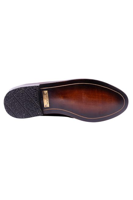 Handcrafted Kiltie Loafers