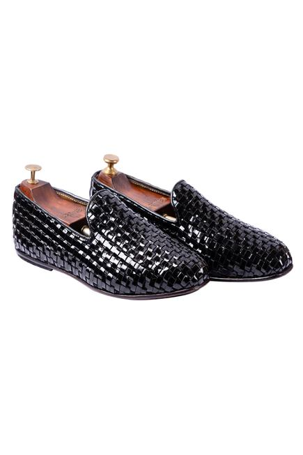 Handwoven Loafers