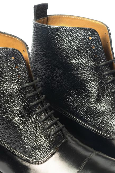 Handcrafted Leather Boots