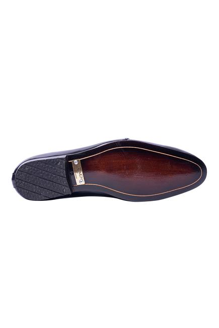 Handcrafted Suede Leather Loafers