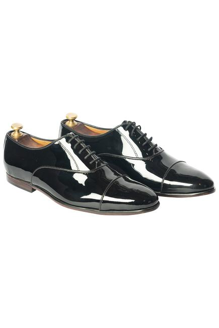 Handcrafted Cap Toe Oxfords
