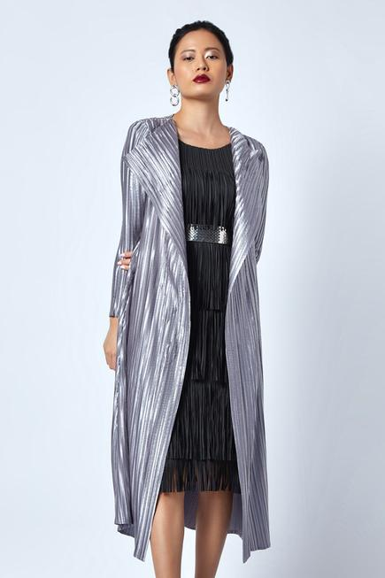 Pleated Cape