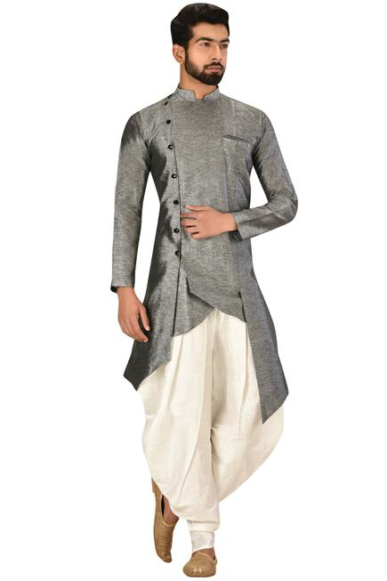 Asymmetric Kurta Set