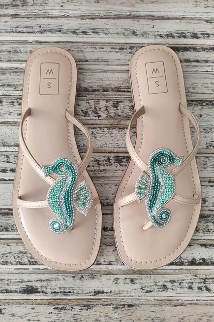 Larry Seahorse Sandals