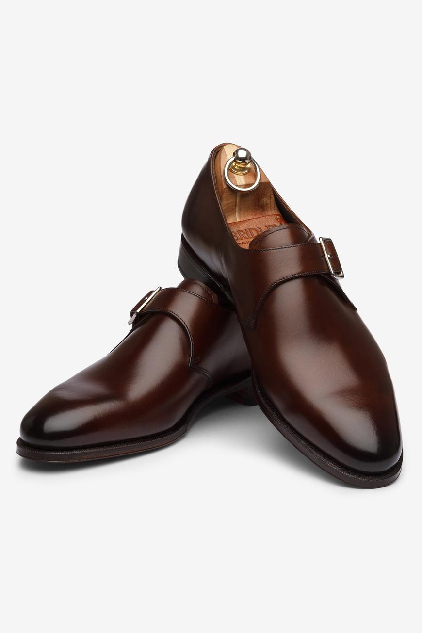 Single Monk Shoes