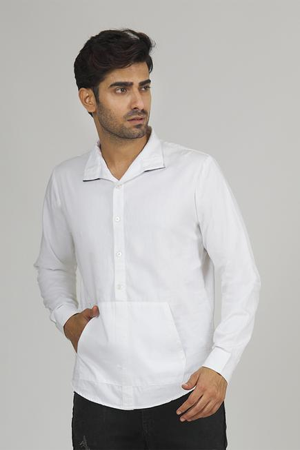 Kangaroo Pocket Shirt