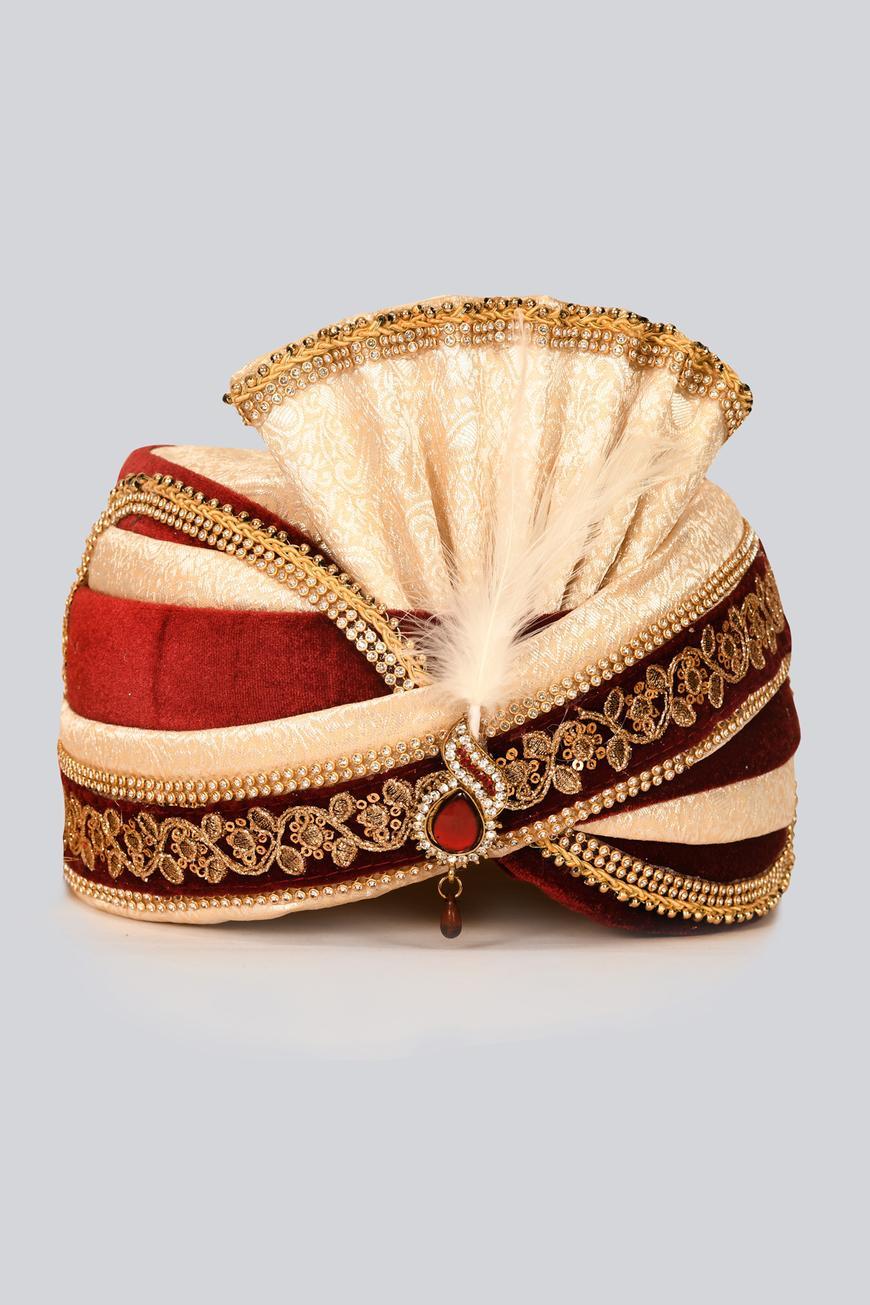 Embroidered Safa