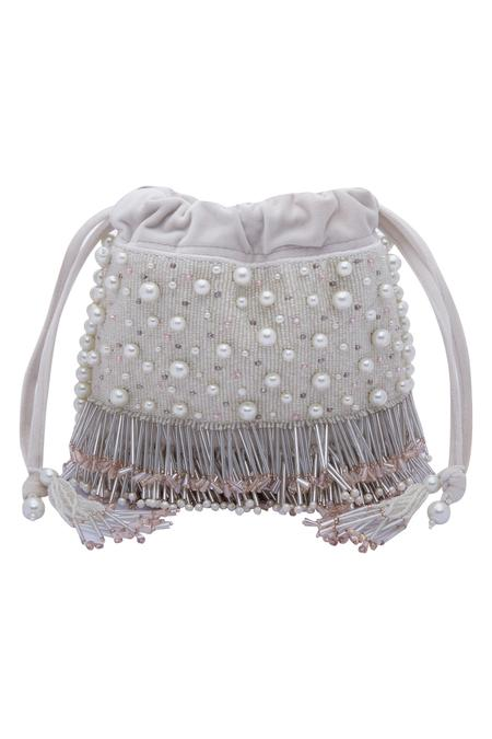 Sling Potli Bag By The Right Sided
