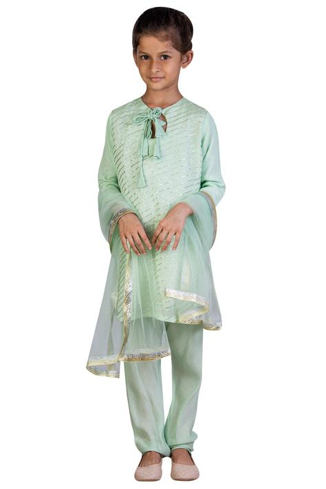 Gota Patti Kurta Set