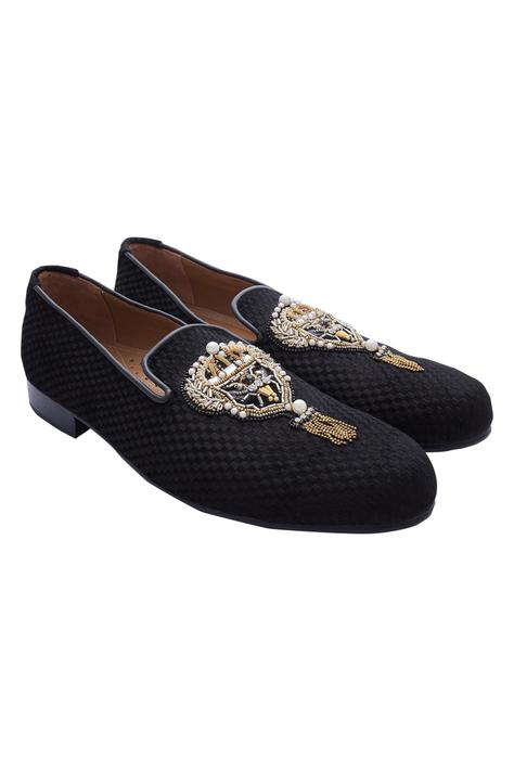Embroidered Moccasins