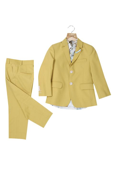 Blazer set with trouser