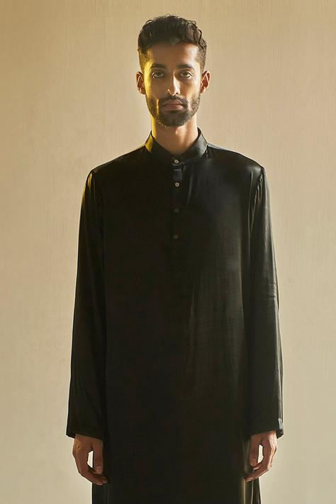 Button Front Kurta