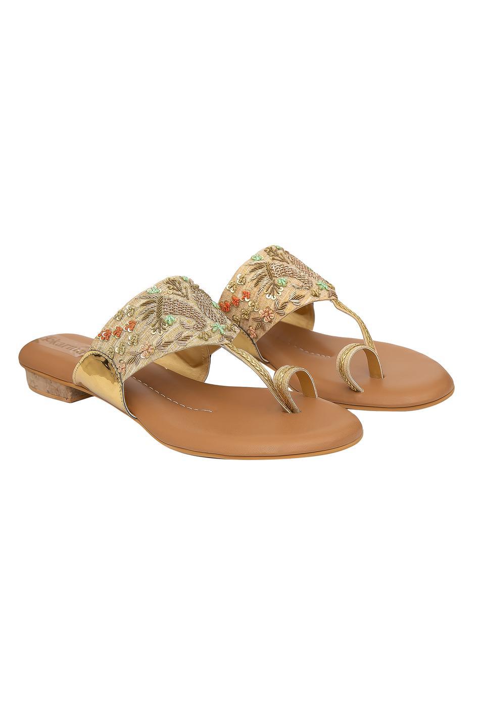 Mor Kolhapuri Sandals