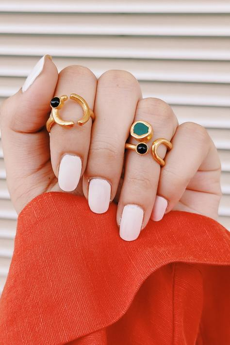 Studded Ring