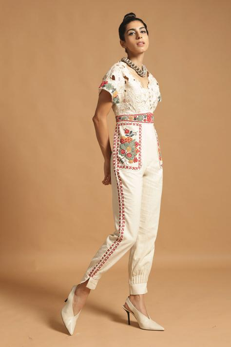 Kala Cotton Jumpsuit