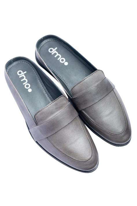 High Vamp Loafers