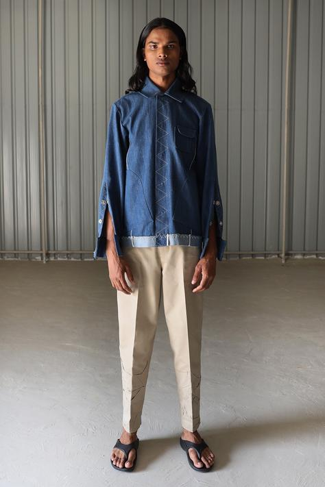 Tapered-Fit Pant