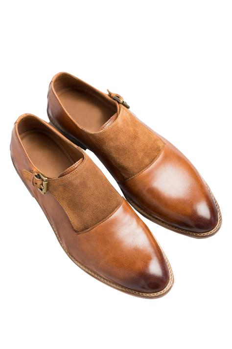 Hand Polished Monk Shoes
