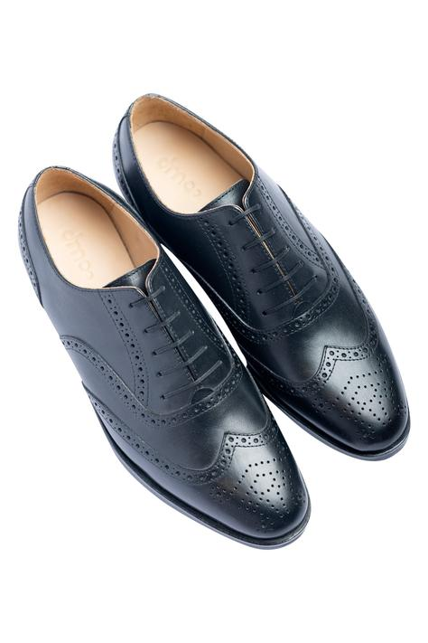 Leather Brogue Oxfords