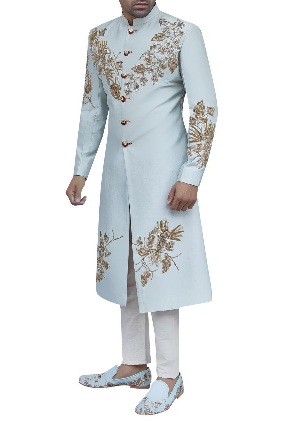 Embroidered Sherwani
