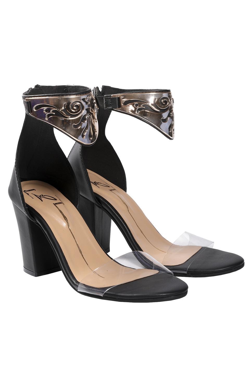 Laser Cut Heels