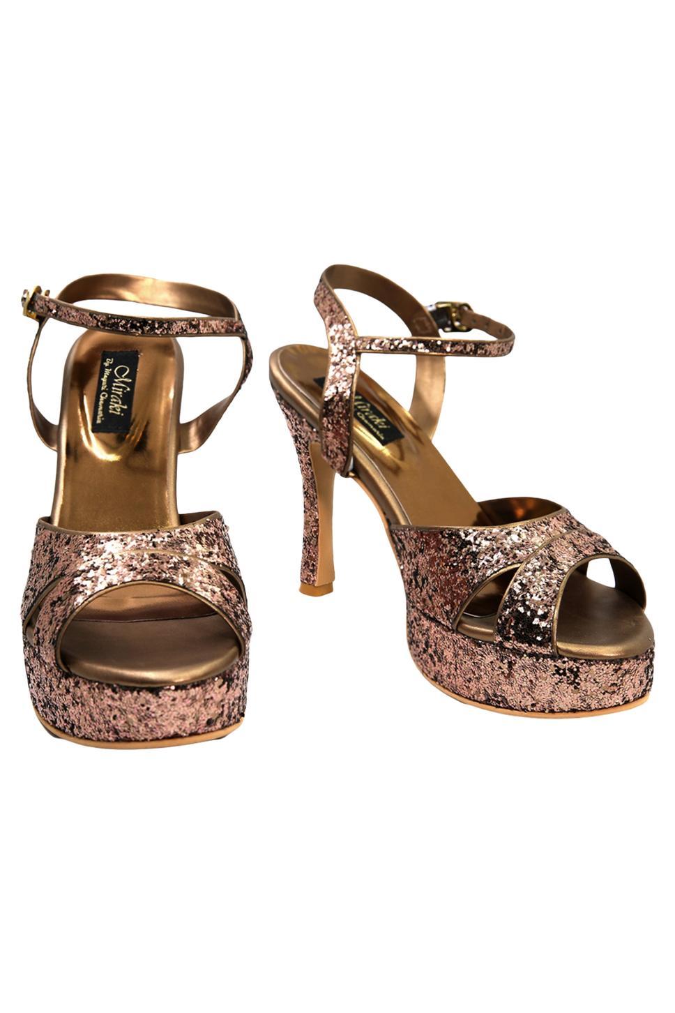 Ankle Strap Stilettos