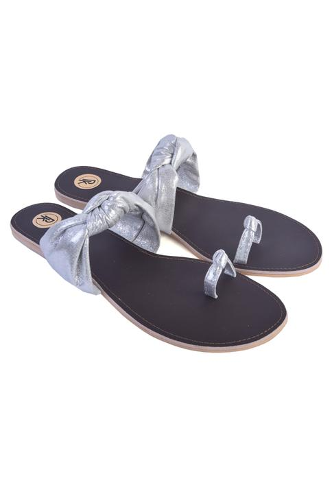 Knotted Sandals