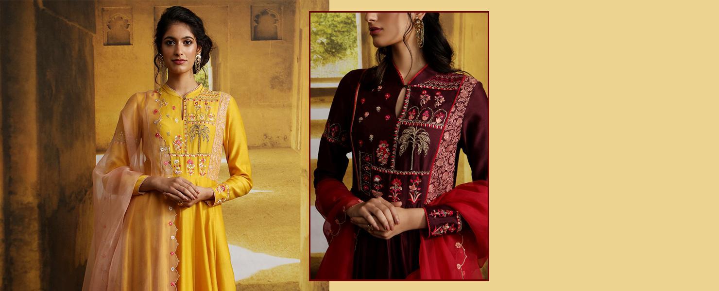 Anju Modi Buy Anju Modi Designer Collection Online Aza Fashions