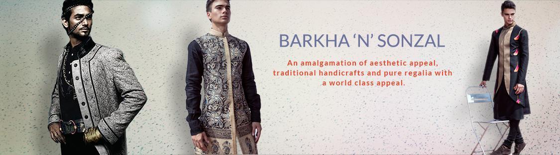 Barkha 'N' Sonzal