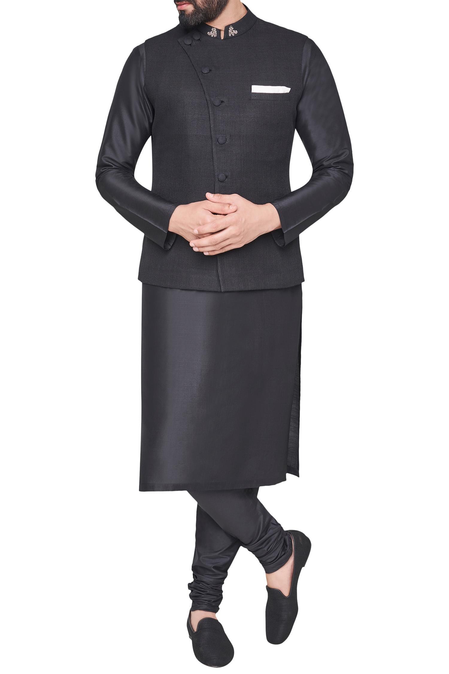 Buy Amay Bundi by Anita Dongre - Men at Aza Fashions
